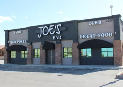 Joe's Bar Las Vegas