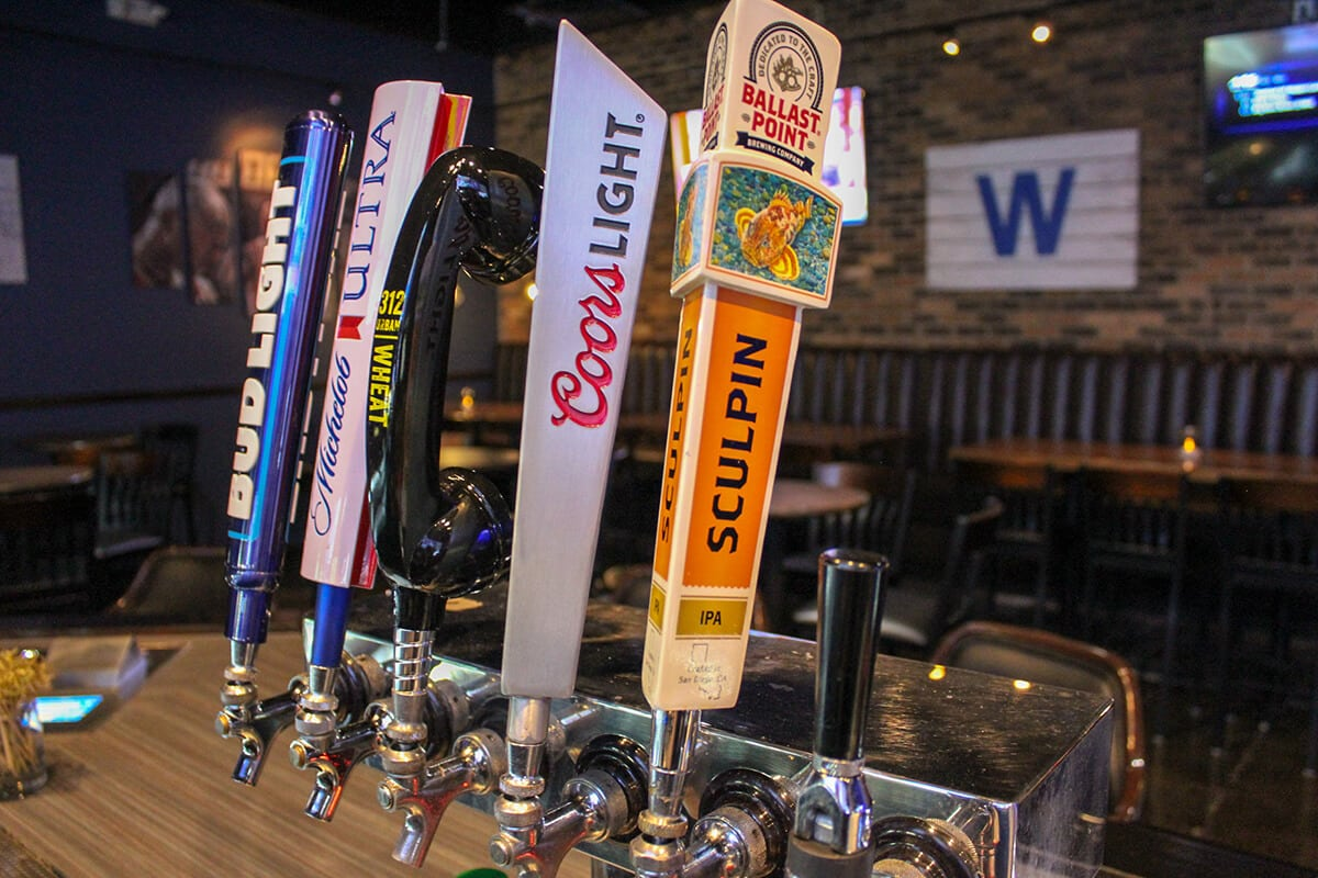 Joe's Bar Las Vegas