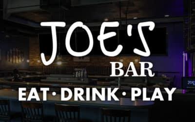 Joe's Bar Grand Opening