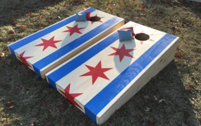 Play Cornhole At Joe's!