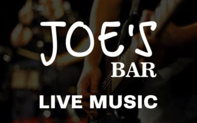 Live Bands At Joe's