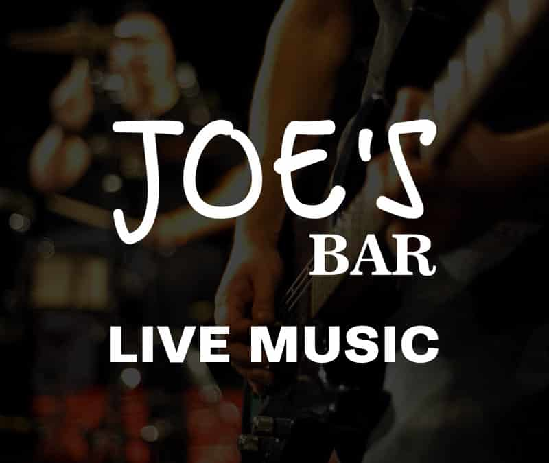 Joe's Bar Las Vegas Live Music